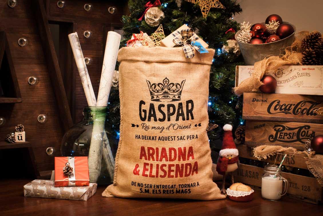 Sac Rei Mag Gaspar en català